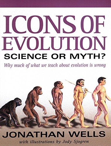 Icon Rockets - Icons of Evolution: Science or Myth? Why Much of What We Teach About Evolution Is Wrong