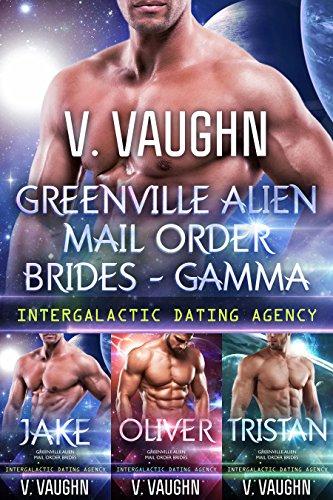 Greenville Alien Mail Order Brides - Gamma - Box Set