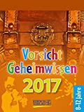 Vorsicht Geheimwissen  2017: Tages-Abreisskalender