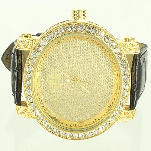 Custom Band Diamond Watch - 5