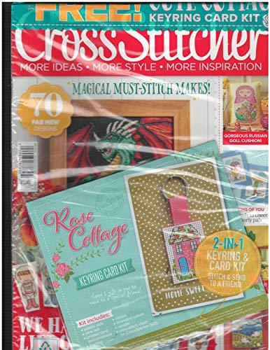 Cross Stitcher Magazine May 2019