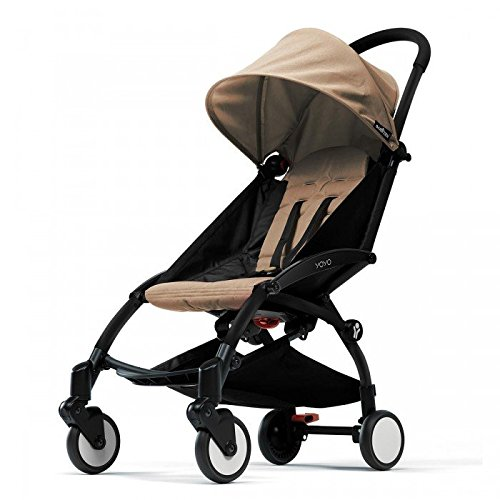 Babyzen YOYO Stroller, Black Taupe