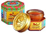 Tiger Balm Red Ointment 18g Special Offer (Extra Strength Pain Relief) (1) by Tiger Balm