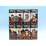 ワンピース ワールドコレクタブルフィギュア FILM Z vol.3(全8種フルコンプセット+ポスターおまけ付き)