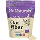 NuNaturals NuGrains Oat Fiber -- 16 oz