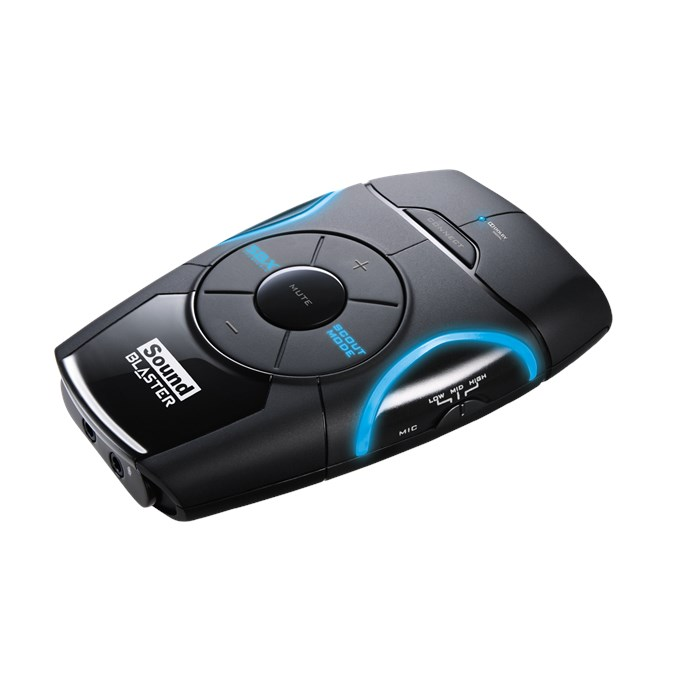 Creative Sound Blaster Recon3D THX USB External Sound Enhancer for PC, PS3, XBOX 360 and Mac - - Enhancer Omega