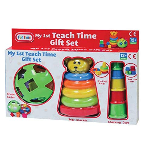 MY FIRST ACTIVITY GIFT SET by Fun Time Toys   B007AWX2J2