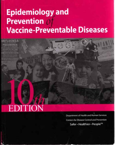 Epidemiology and prevention of vaccine-preventable diseases.