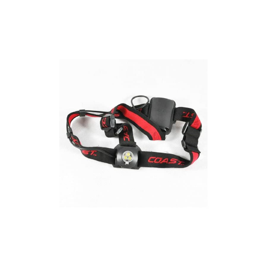 Coast HL8R 800 lm Rechargeable Focusing LED Headlamp