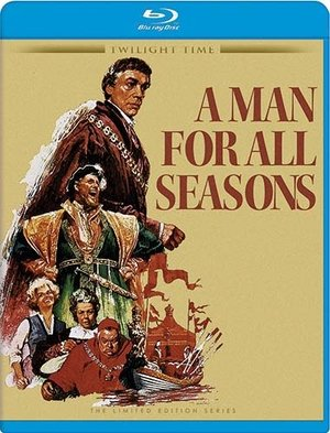 a man for all seasons book