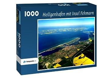Baumarkt Heiligenhafen heiligenhafen mit insel fehmarn puzzle 1000 teile mit bild