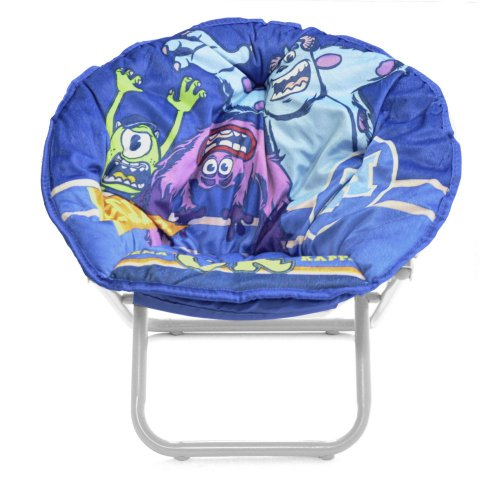 Amazing Disney/Pixar Monsters University Saucer Chair