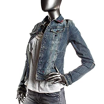 Kaporal Jeans - Chaqueta de Mujer Jeans Love - M, Azul ...