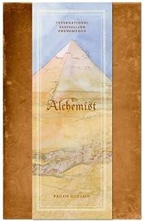 com the alchemist paulo coelho alan r  the alchemist gift edition gift edition by coelho paulo 2006