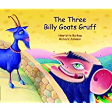 The Three Billy Goats Gruff in Urdu and English