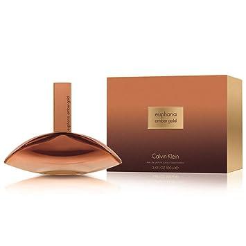 Calvin Klein Euphoria Amber Gold For Women 100ml Eau De Parfum