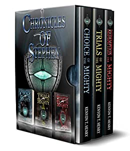 Download Chronicles of Stephen Box Set: Books 1, 2, and 3 EPUB