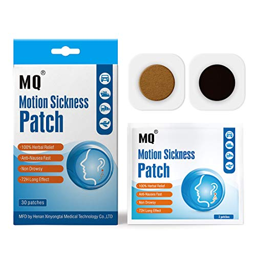 MQ Motion Sickness Patch