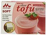 Mori-Nu Silken Tofu, Soft, 12 Ounce (Pack of 12)