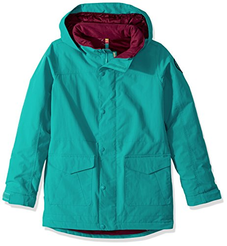 Junior Cruise Jacket - Burton Youth Girls Echo Jacket, Everglade, Large