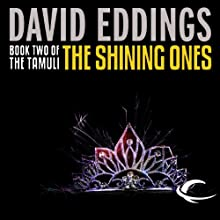 The Shining Ones: The Tamuli, Book 2 Audiobook by David Eddings Narrated by Kevin Pariseau