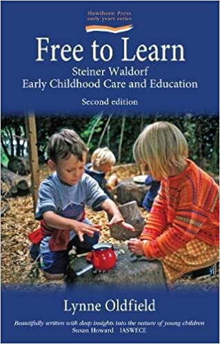 Book Free to Learn (Second Edition) (Hawthorn Press Early Years)