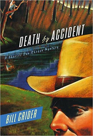 Image result for murder by accident by bill crider
