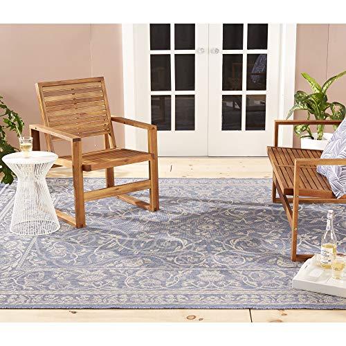Home Dynamix Nicole Miller Patio Country Camellia Indoor/Outdoor Area Rug 5'2