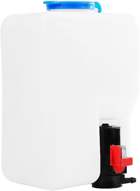 outil de nettoyage de pare-brise de pompe de lave-glace de voiture Pompe de lave-glace