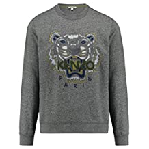 Kenzo Kenzo Tiger Grey Sweater