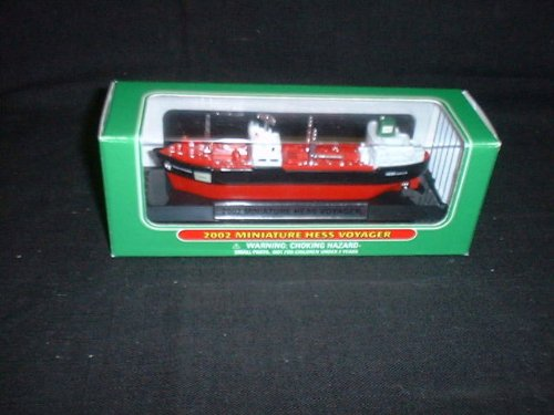 2002 Hess Miniature Voyager