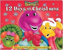 Barney's 12 Days Of Christmas por Guy Davis epub
