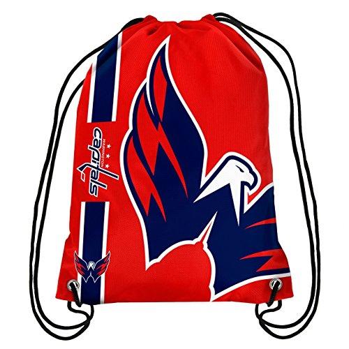 Forever Collectibles Washington Capitals Cropped Logo NHL Turnbeutel ZfqxmKk5