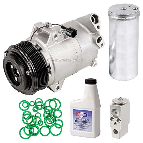 OEM AC Compressor w/A/C Repair Kit For Nissan Pathfinder 2005 2006 2007 - BuyAutoParts 60-81781RN New (Nissan Pathfinder A/c Compressor)