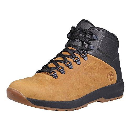 Timberland Westford Mid Leather Boot A183B Wheat, Größe:43.5