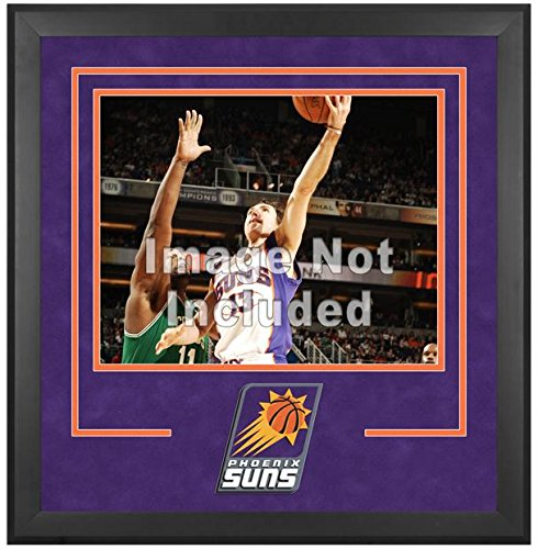 Phoenix Suns Deluxe 16'' x 20'' Frame - Fanatics Authentic Certified - NBA Other Display Cases by Sports Memorabilia