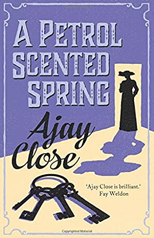 book cover of A Petrol Scented Spring