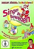 Singen & Bewegen in der Weihnachtszeit, 1 DVD