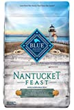 Blue Buffalo Blue Nantucket Feast Natural Adult Dry Dog Food With Wild Caught Cod (1 Count), 22 Lb For Sale
