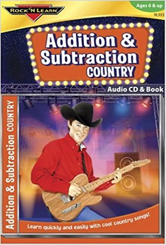 Addition & Subtraction Country [With Book(s)] (Rock 'n Learn ...