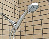 KASUNY High Pressure Handheld Shower Head Set Suit for Low...
