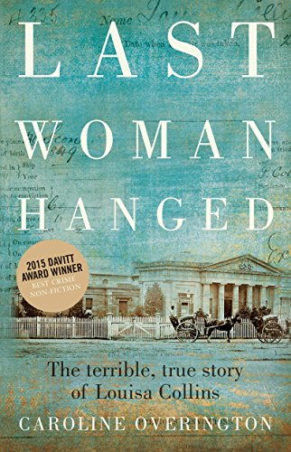 Last Woman Hanged cover