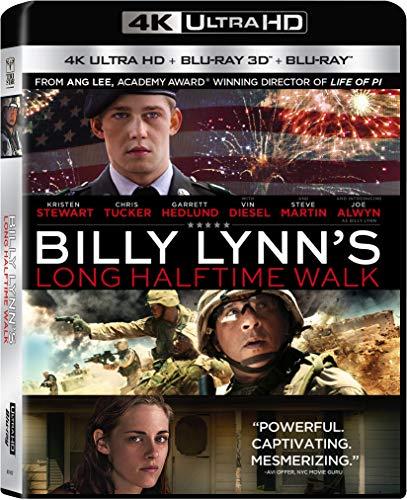 Billy Lynn's Long Halftime Walk [Blu-ray]
