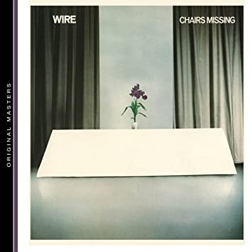 WIRE - Chairs Missing - Amazon.com Music