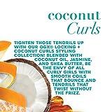 OGX Locking + Coconut Curls Air Dry Cream, 6 Ounce