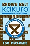 Brown Belt Kakuro, Conceptis Puzzles, 1402739354