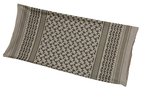 Milspec Monkey Shemagh Multi-wrap Dusty Brown