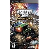 Monster Jam 3: Path of Destruction - Sony PSP