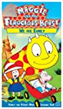 Maggie and the Ferocious Beast - We Are Family [VHS]