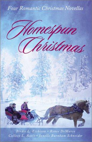 Homespun Christmas: Hope for the Holidays/More Than Tinsel/The Last Christmas/Winter Sabbatical (Inspirational Christmas Romance Collection)